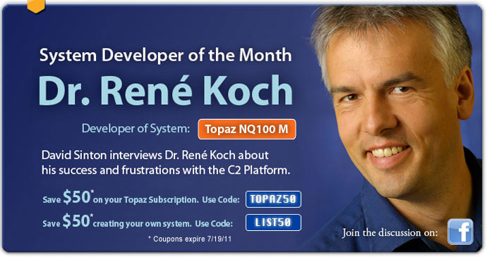 Interview with Dr. Koch